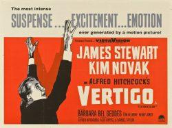film affiche Vertigo