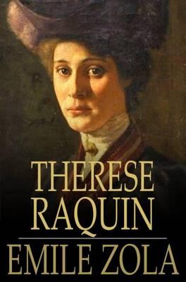 Kaft van Therese Raquin