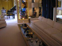 Een kamer in Graceland