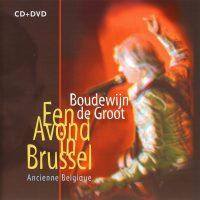 Hoes van cd Een avond in Brussel