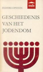 Kaft van Het Jodendom door Epstein
