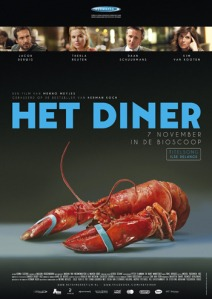 film poster Het Diner