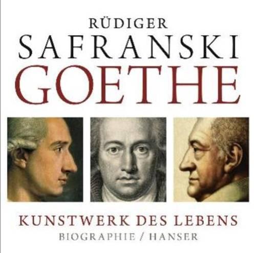 Kaft Goethe biografie