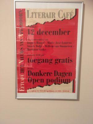 Literair café met o.a. Bastiaan Vinke