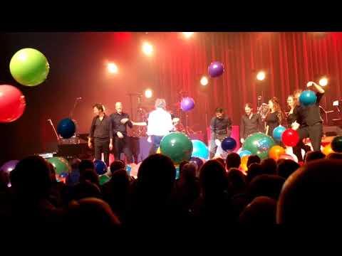Ellen ten Damme viert haar 50e verjaardag in Orpheus Apeldoorn (7 oktober 2017)